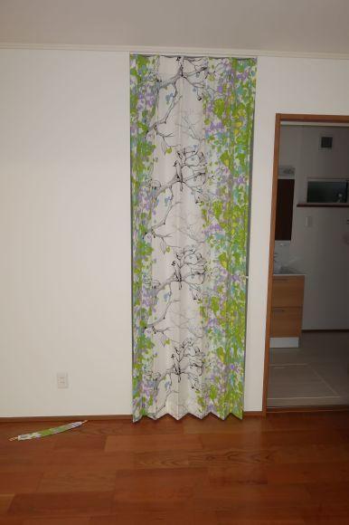 階段ホールの寒さを防ぐ+北欧デザインで!_e0133255_18415069.jpg