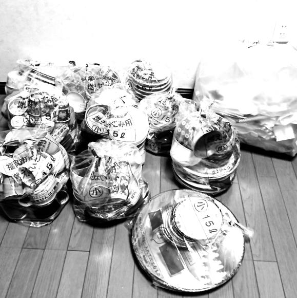++食器の断捨離*[実家の大片付け編]++_e0354456_22424150.jpg