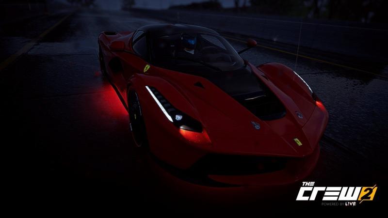 ゲーム「THE CREW2 Ferrari_Laferrari」_b0362459_20364987.jpg