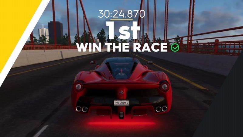 ゲーム「THE CREW2 Ferrari_Laferrari」_b0362459_20474410.jpg