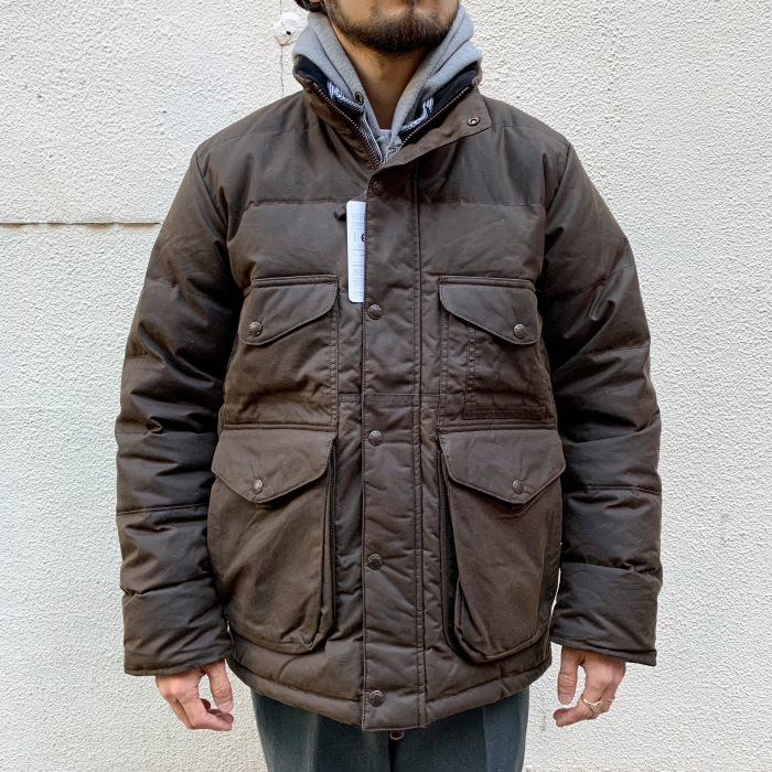 OTW Mens Thermal Plus Size Hooded Embroidery Baggy Down Quilted Coat Jacket Outerwear
