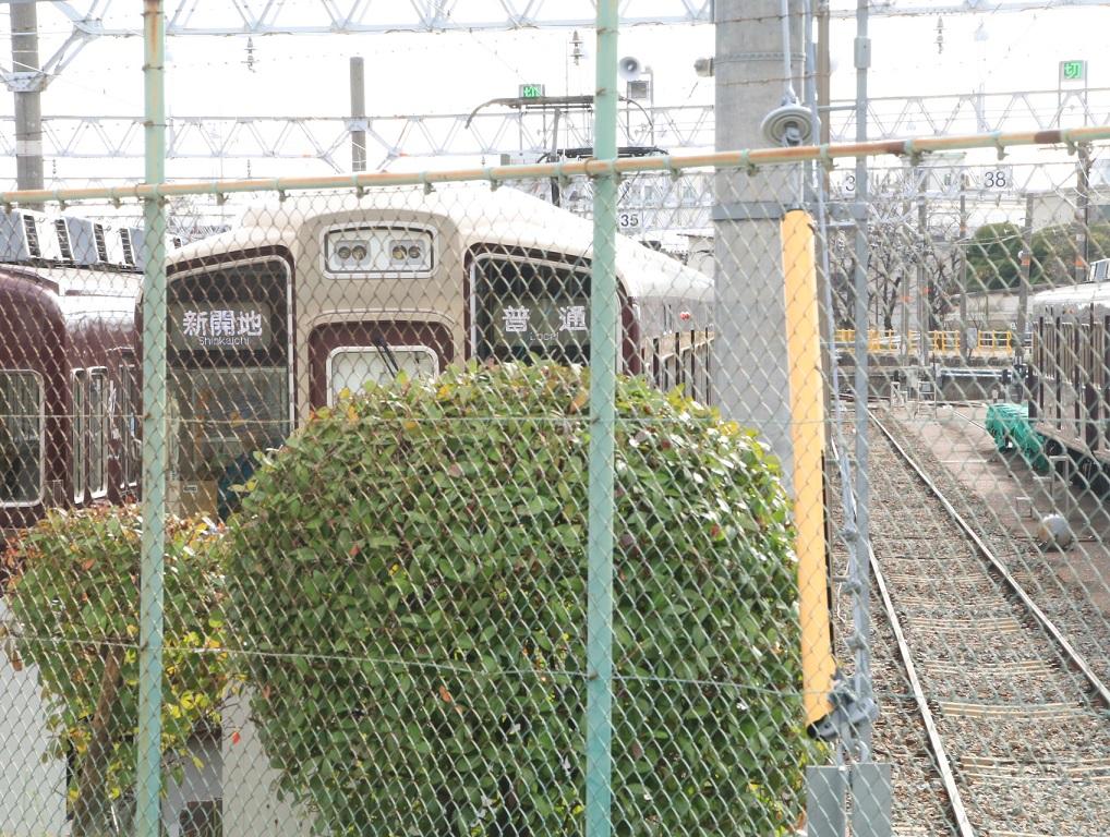 阪急正雀みたまま 9000系 9008F _d0202264_1547929.jpg