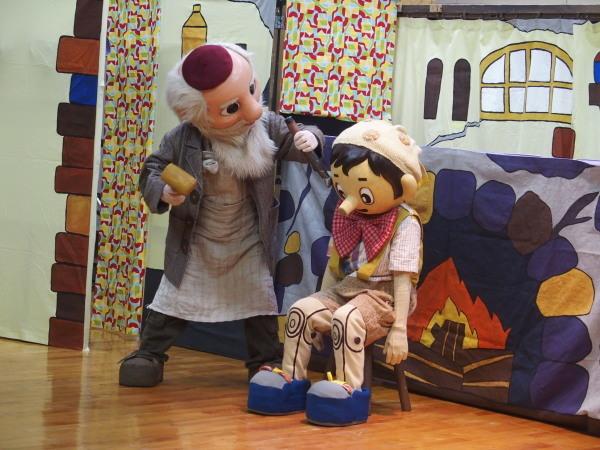 観劇 『ピノッキオ』_b0233868_15224807.jpg