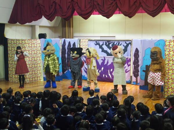 観劇 『ピノッキオ』_b0233868_15235226.jpg