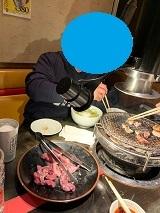 1ヶ月点検と餃子の王将と金花郎_d0140668_19565044.jpg