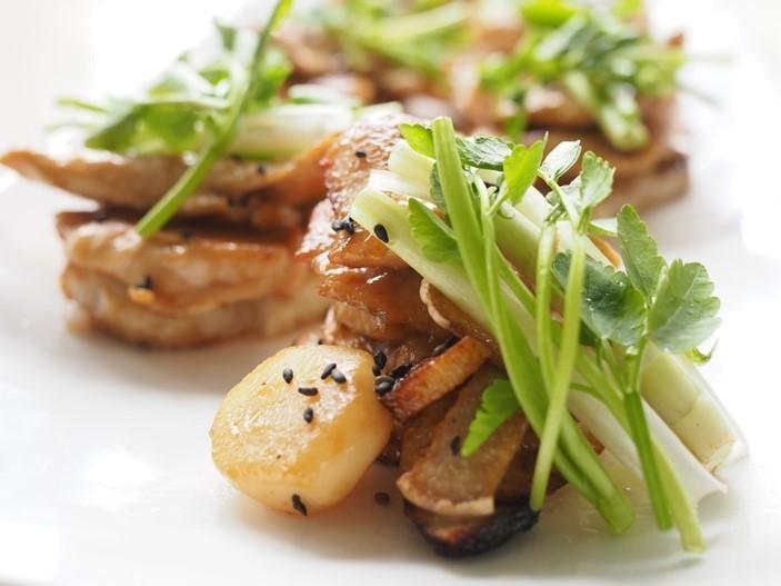 鶏の薬味炒め_e0148373_18313984.jpg