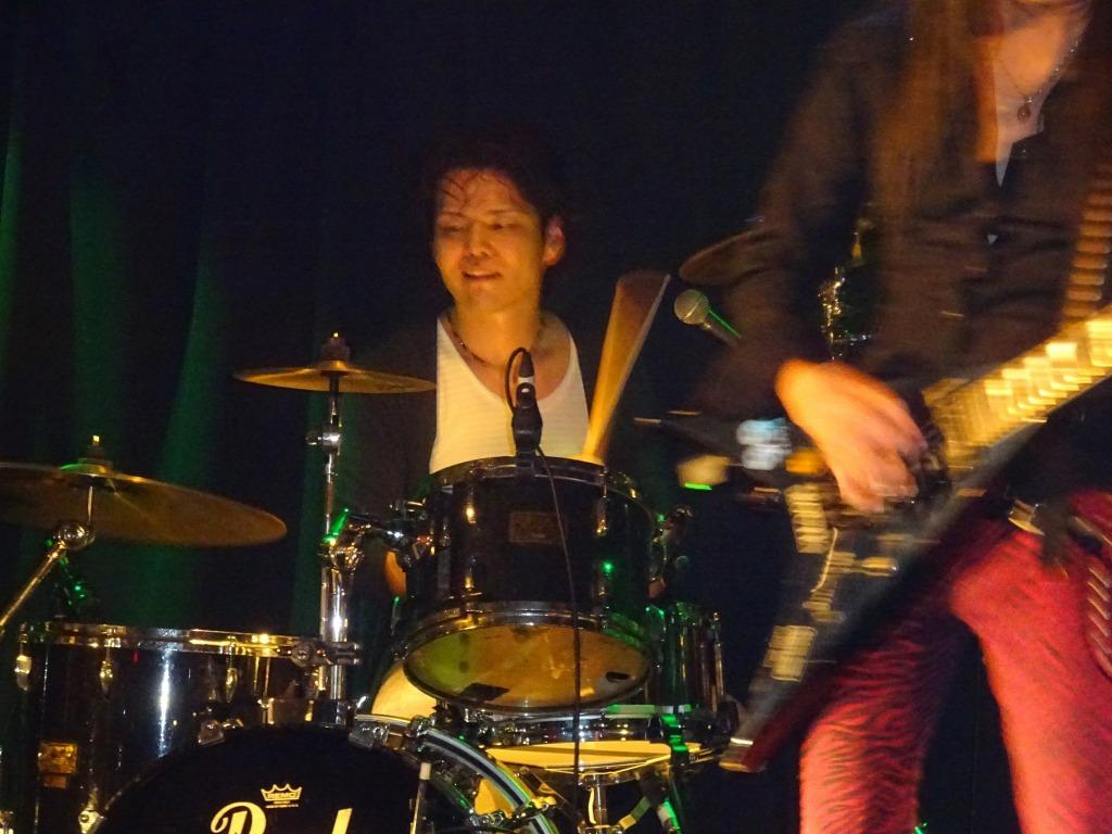 【写真集】RÖUTE LIVE!新宿ライブフリーク 令和二年一月八日_d0061678_14464908.jpg