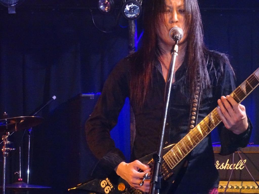 【写真集】RÖUTE LIVE!新宿ライブフリーク 令和二年一月八日_d0061678_14482391.jpg