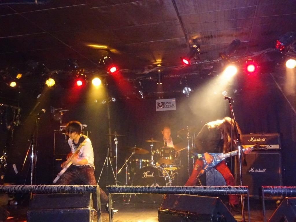 【写真集】RÖUTE LIVE!新宿ライブフリーク 令和二年一月八日_d0061678_14495886.jpg