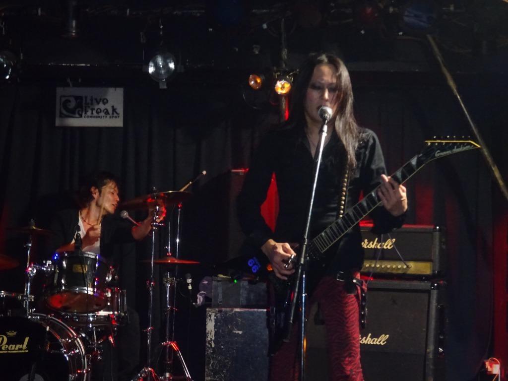 【写真集】RÖUTE LIVE!新宿ライブフリーク 令和二年一月八日_d0061678_14501469.jpg