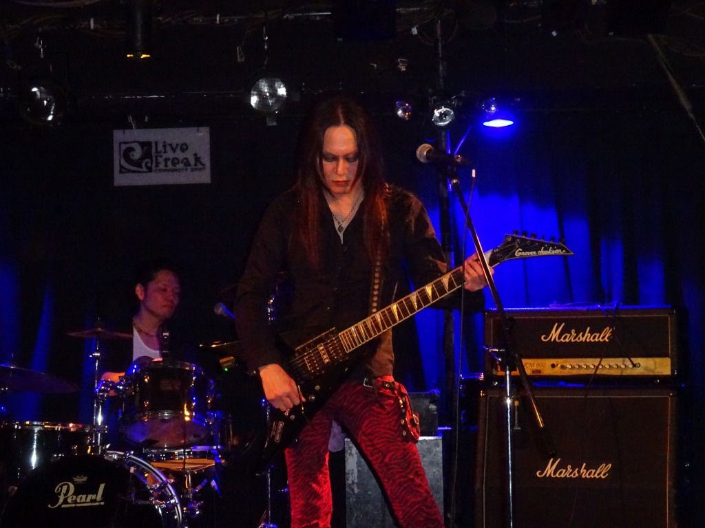 【写真集】RÖUTE LIVE!新宿ライブフリーク 令和二年一月八日_d0061678_14513392.jpg