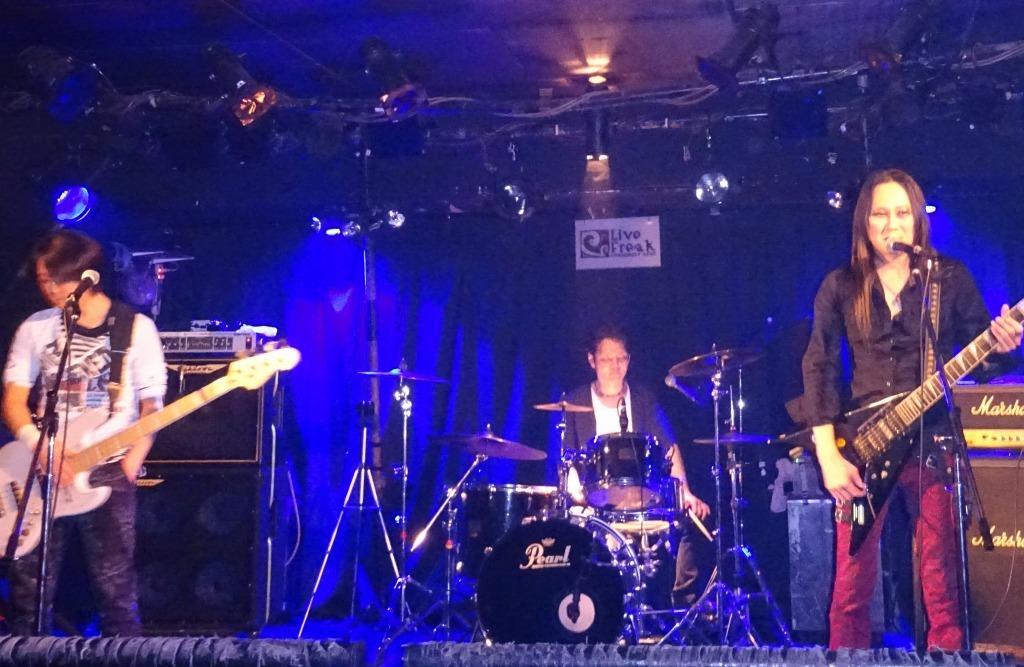 【写真集】RÖUTE LIVE!新宿ライブフリーク 令和二年一月八日_d0061678_14514624.jpg
