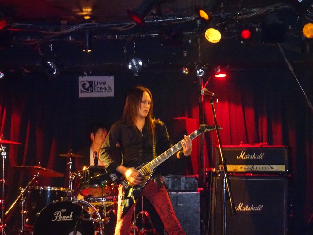 【写真集】RÖUTE LIVE!新宿ライブフリーク 令和二年一月八日_d0061678_14515951.jpg