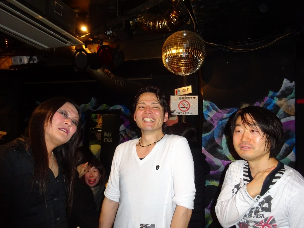 【写真集】RÖUTE LIVE!新宿ライブフリーク 令和二年一月八日_d0061678_14522578.jpg