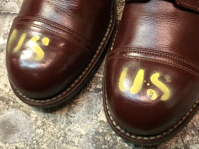 1月15日(水)マグネッツ大阪店ヴィンテージ入荷!!#6 U.S.Army編! JerkinVest & ServiceBoots W/US Stencil、VietnamTCU、Mackinaw!!_c0078587_1452282.jpg