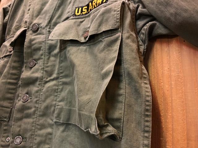 1月15日(水)マグネッツ大阪店ヴィンテージ入荷!!#6 U.S.Army編! JerkinVest & ServiceBoots W/US Stencil、VietnamTCU、Mackinaw!!_c0078587_18592763.jpg