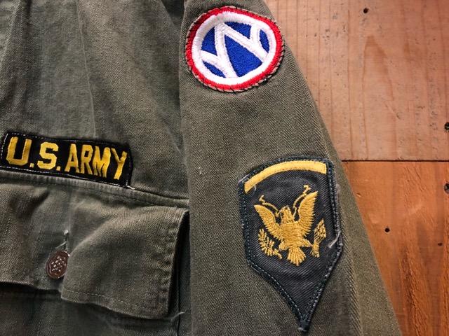 1月15日(水)マグネッツ大阪店ヴィンテージ入荷!!#6 U.S.Army編! JerkinVest & ServiceBoots W/US Stencil、VietnamTCU、Mackinaw!!_c0078587_1912115.jpg