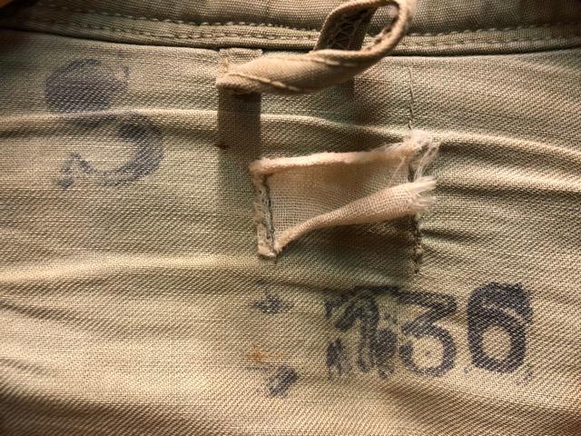 1月15日(水)マグネッツ大阪店ヴィンテージ入荷!!#6 U.S.Army編! JerkinVest & ServiceBoots W/US Stencil、VietnamTCU、Mackinaw!!_c0078587_1920427.jpg
