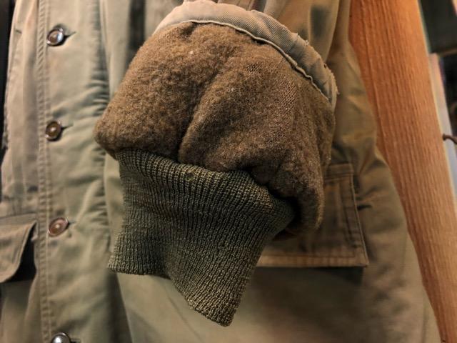 1月15日(水)マグネッツ大阪店ヴィンテージ入荷!!#6 U.S.Army編! JerkinVest & ServiceBoots W/US Stencil、VietnamTCU、Mackinaw!!_c0078587_20494110.jpg