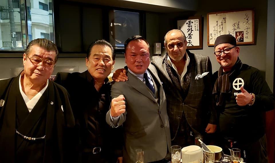 村上塾長の56歳の生誕祭に出席!_c0186691_10171070.jpg