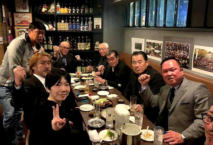 村上塾長の56歳の生誕祭に出席!_c0186691_10175335.jpg
