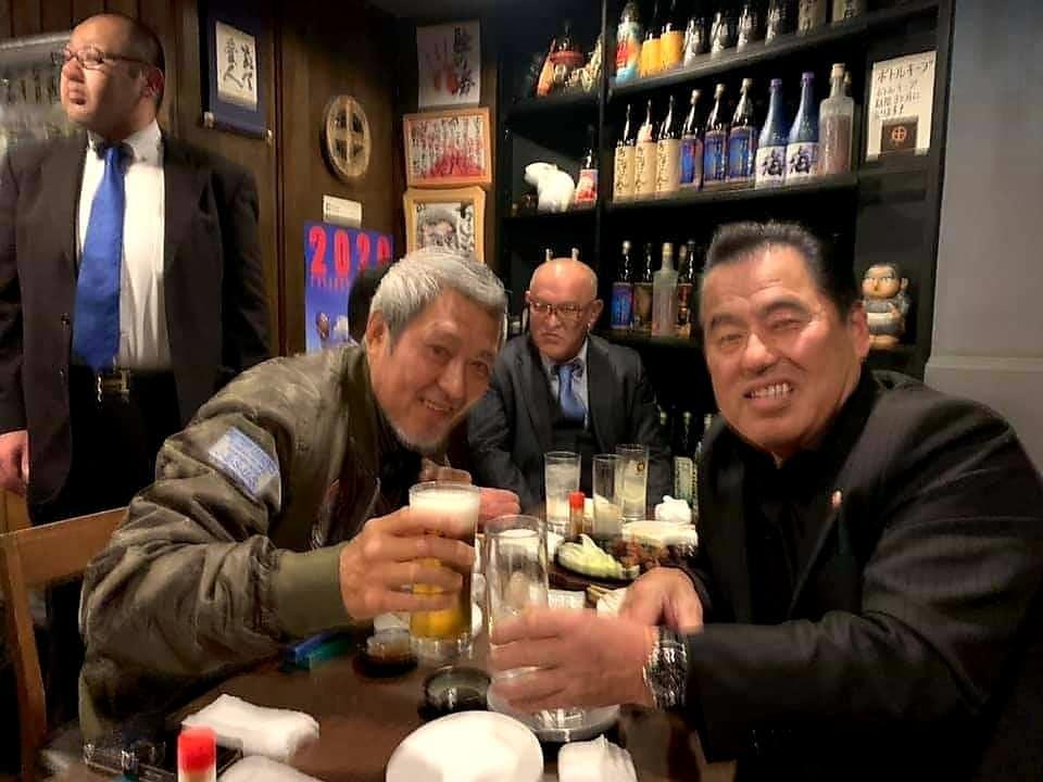 村上塾長の56歳の生誕祭に出席!_c0186691_10175985.jpg