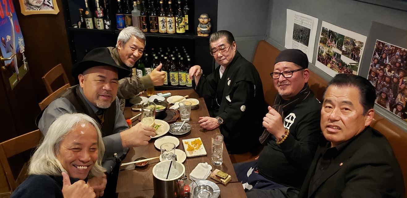 村上塾長の56歳の生誕祭に出席!_c0186691_10183670.jpg