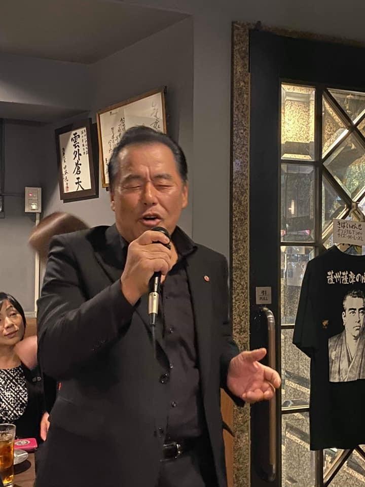 村上塾長の56歳の生誕祭に出席!_c0186691_10184200.jpg