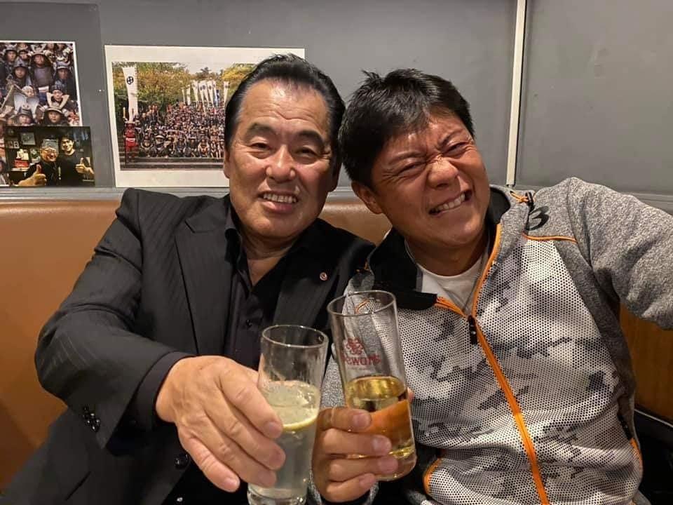 村上塾長の56歳の生誕祭に出席!_c0186691_10242203.jpg