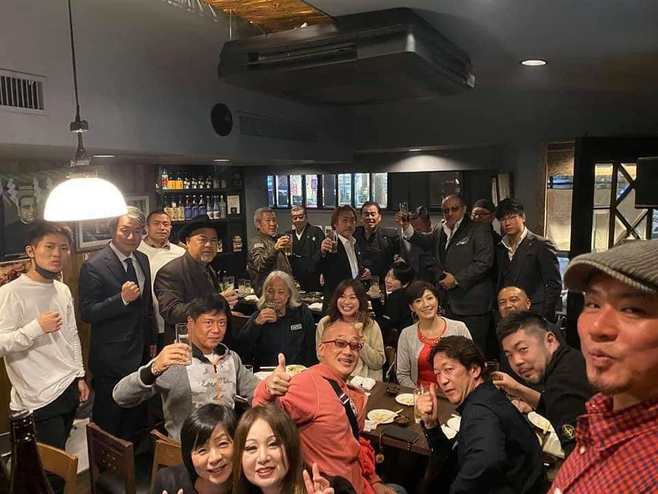 村上塾長の56歳の生誕祭に出席!_c0186691_10244463.jpg
