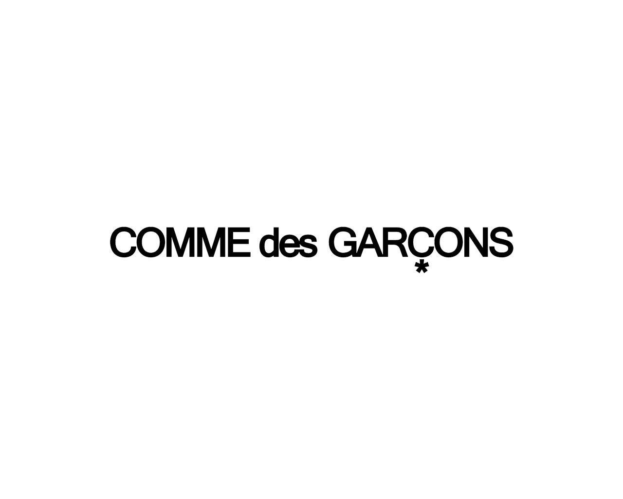 COMME des GARCONS 20S/S 1.11(Sat.) START. & MORE SALE._c0079892_192455.jpg