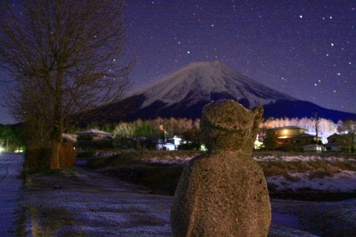 令和2年1月の富士 (3) 富士見地蔵と富士_e0344396_21043236.jpg