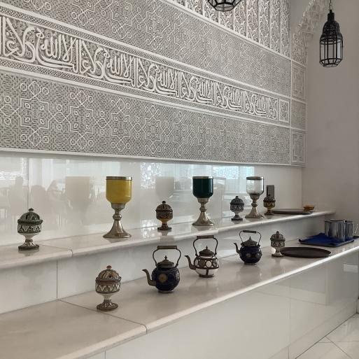 イスラム美術館は圧巻のコレクション_b0210699_01062612.jpeg