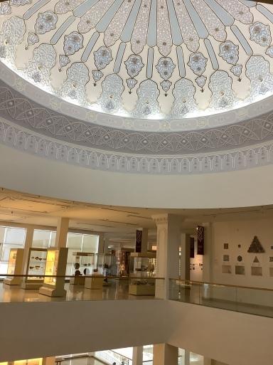 イスラム美術館は圧巻のコレクション_b0210699_01092003.jpeg