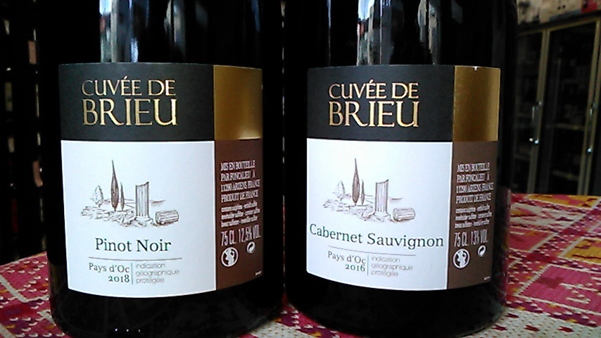 今年最初の限定特価ワインは南仏から..._f0055803_14570547.jpg