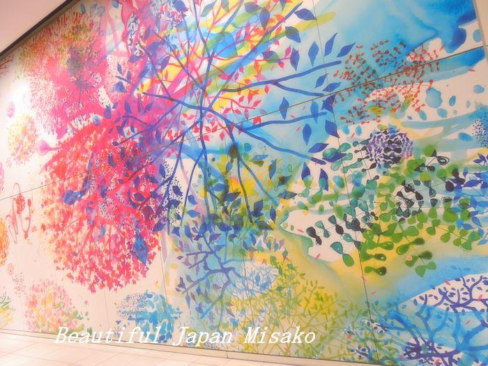 サンケイホールブリーゼ はお洒落なビルだった・゚☆、・:`☆・・゚・゚☆。大阪_c0067206_12023635.jpg
