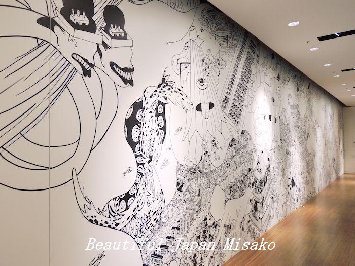 サンケイホールブリーゼ はお洒落なビルだった・゚☆、・:`☆・・゚・゚☆。大阪_c0067206_12023818.jpg