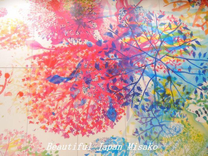 サンケイホールブリーゼ はお洒落なビルだった・゚☆、・:`☆・・゚・゚☆。大阪_c0067206_12024458.jpg