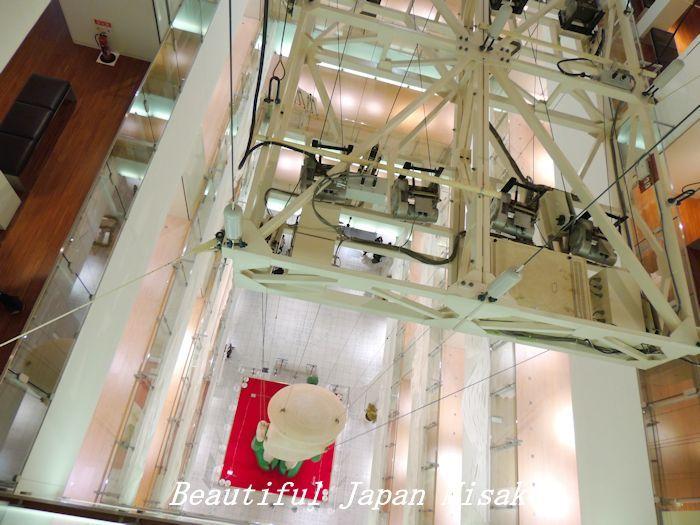 サンケイホールブリーゼ はお洒落なビルだった・゚☆、・:`☆・・゚・゚☆。大阪_c0067206_12024694.jpg