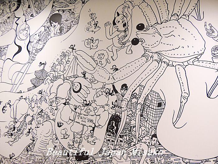 サンケイホールブリーゼ はお洒落なビルだった・゚☆、・:`☆・・゚・゚☆。大阪_c0067206_12024839.jpg