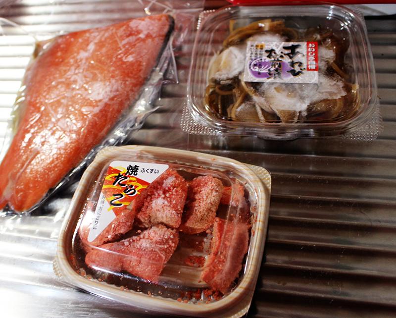 冷凍庫がパンパンです。    札幌 自転車屋。_a0139912_17023508.jpg