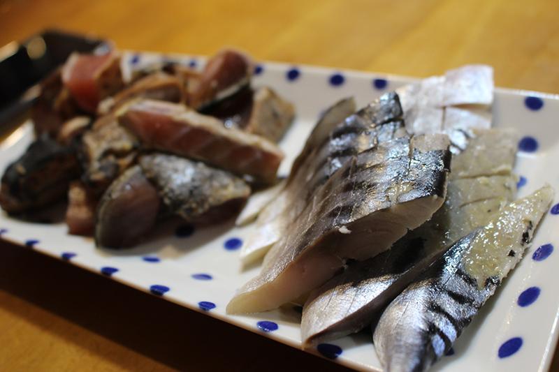 今年も〆サバ 鮮魚鯔背  札幌 自転車屋。_a0139912_17254044.jpg