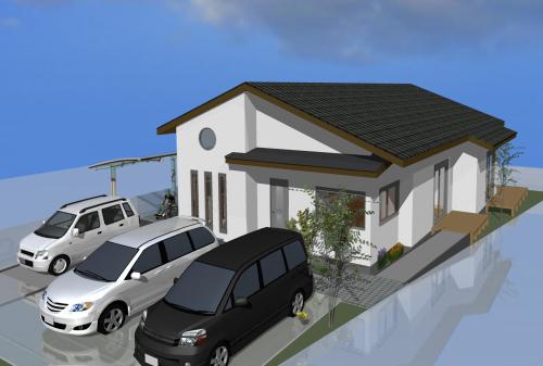 3Dパースで家のイメージを提案_d0130212_13325812.jpg