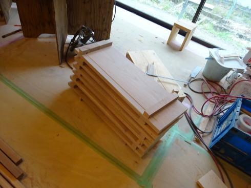 仙北町の家 大工工事が進行中です!_f0105112_04401432.jpg