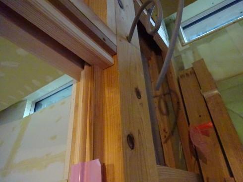 仙北町の家 大工工事が進行中です!_f0105112_04452194.jpg