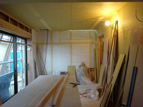 仙北町の家 大工工事が進行中です!_f0105112_04532177.jpg