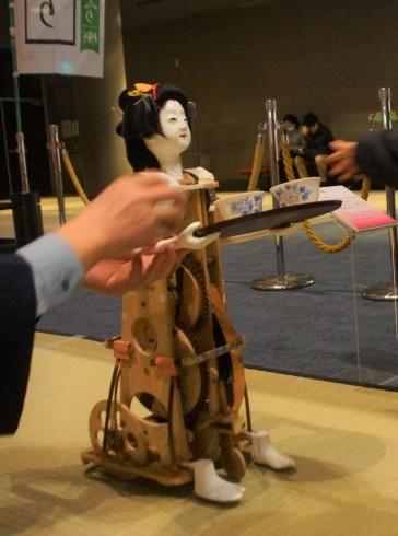 からくり人形with@江戸東京博物館_f0006713_07113333.jpg