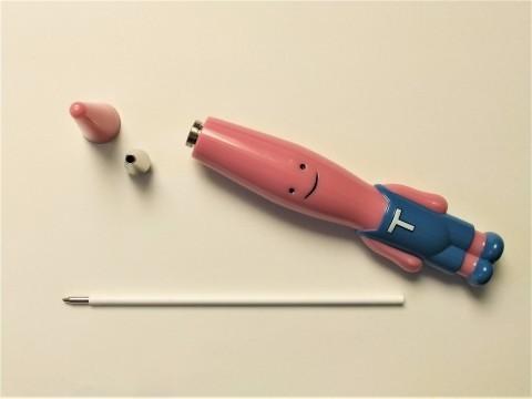 ノッポンボールペン。_f0220714_23285911.jpg