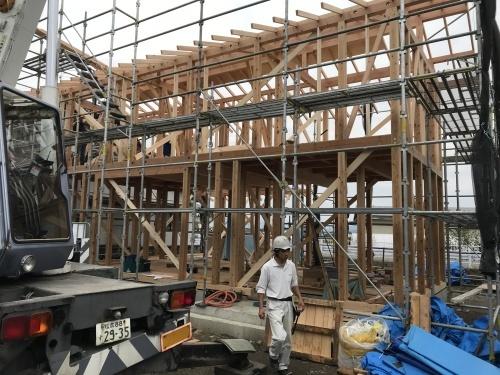 安曇野市TM邸工事始めました。_c0218716_17551914.jpg
