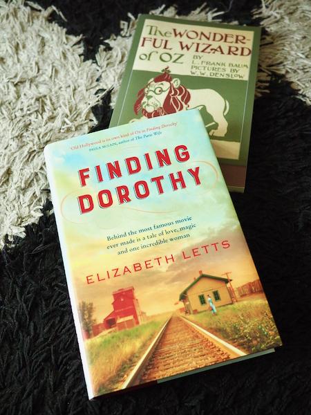 「ドロシーの物語」が時代を超えて愛される理由 Finding  Dorothy (Elizabeth Letts)_e0414617_20420034.jpeg